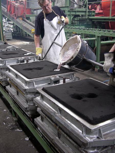 grondstofprijzen aluminium
